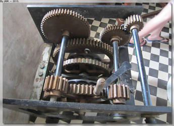 CBL Gear Mechanism by JohnK222
