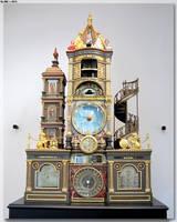 Strasburg Clock by JohnK222