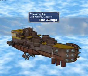 The Auriga by JohnK222