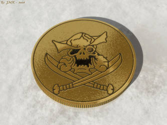 Daccat's Coin by JohnK222