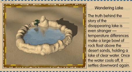 Wandering Lake by JohnK222