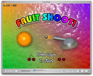 Fruit Shoot Sample 1 by JohnK222