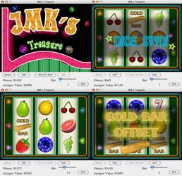 JMK's Treasure - Sample by JohnK222