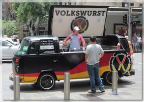 Volkswurst Van by JohnK222