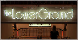 The Lower Ground Sign 2 by JohnK222