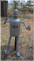 Bender Letter Box by JohnK222