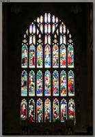 St Andrew's Cathedral Window 1 by JohnK222