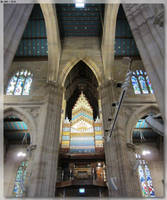 St Andrew's Cathedral - Organ by JohnK222