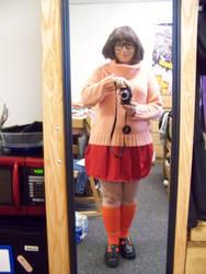 Halloween: Velma by Mad-Hatter-LCarol