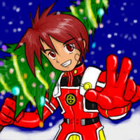 Have a PSO Christmas by shinbios