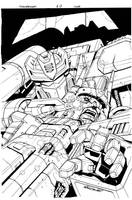 TF 17 Cover inks by MarceloMatere