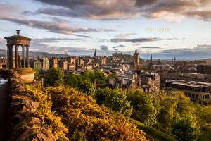 Calton Hill by StoFF-1990