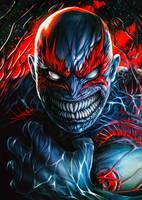 Drax Symbiote by junkome