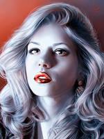 Katheryn Winnick by junkome
