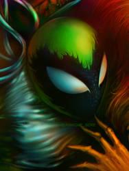 Lasher Symbiote by junkome
