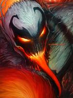 Anti-Venom by junkome