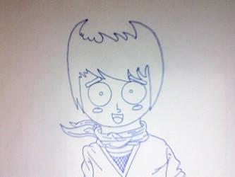 cartoon character fredrick feem fox by CHARLIEMSPEARMAN