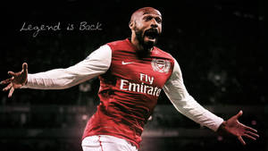 Thiery Henry-The Legend Of Arsenal by Pimp017