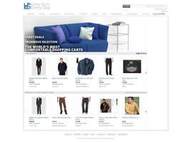 Shopping Site Template by Bang-a-rang