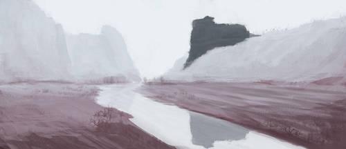 Landscape 2 by elhoyonegro