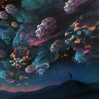 Micro Universe by Cestica
