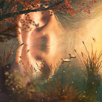 silence by Cestica
