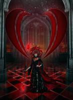 Red Queen by Cestica