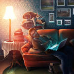 Late Nights by Cestica