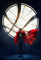 Sorcerer Supreme by Zat3am