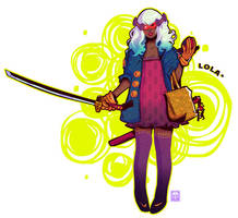 Lola - revised by perca