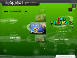 Revolution Interface 2 by BlakliteGraphics