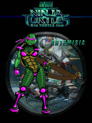 Skratchjam 5th Turtle Jam - Artemisia by K-bron