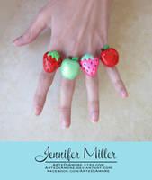 Fruit Rings by ArteDiAmore