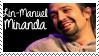 Lin Manuel Miranda Stamp by SourTeen666