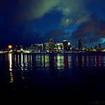 downtown miami. by simoendli