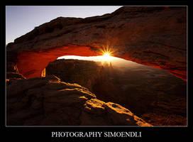 Mesa Arch by simoendli