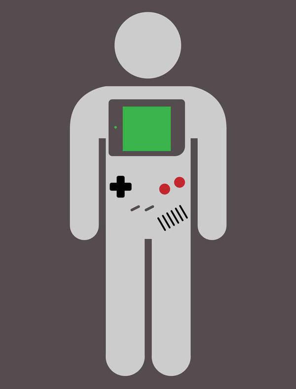 GAME MAN by ThomasBonke
