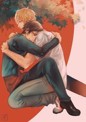 [DRRR] I hate you in a love you way by shuu-washuu
