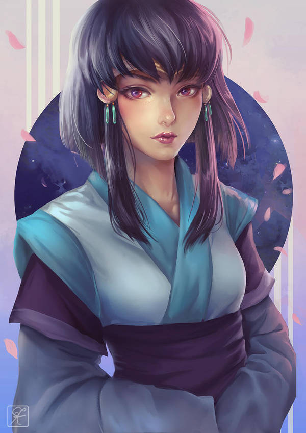 Princess Ayeka by shuu-washuu