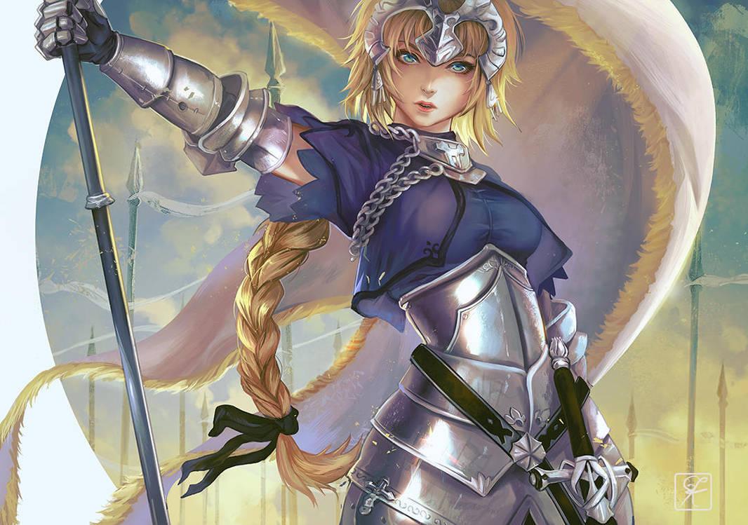 Fate/ Ruler by shuu-washuu