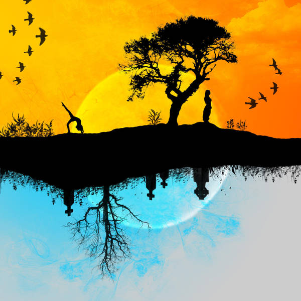 Two worlds by Lunet