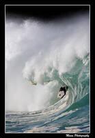 Waimea Shorebreak 2 by manaphoto