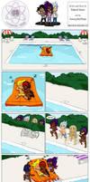 Elemental Tales:  Comic 9 by BakerChemi