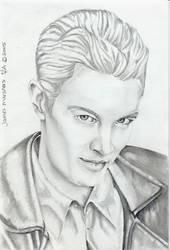 Spike by indigomoonshine