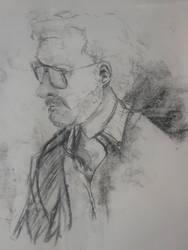 Alfred?  Albert? by Debbyie