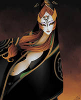 Midna by Lenecian9