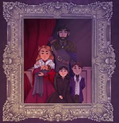 Royal Family by Lenecian9