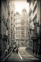 Barcelona - Street I by Rubus65