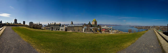 Quebec Panorama III by Rubus65