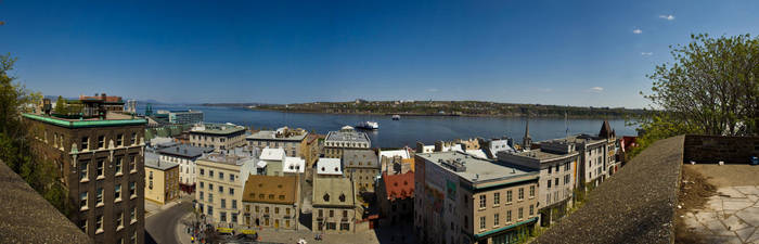 Quebec Panorama IV by Rubus65